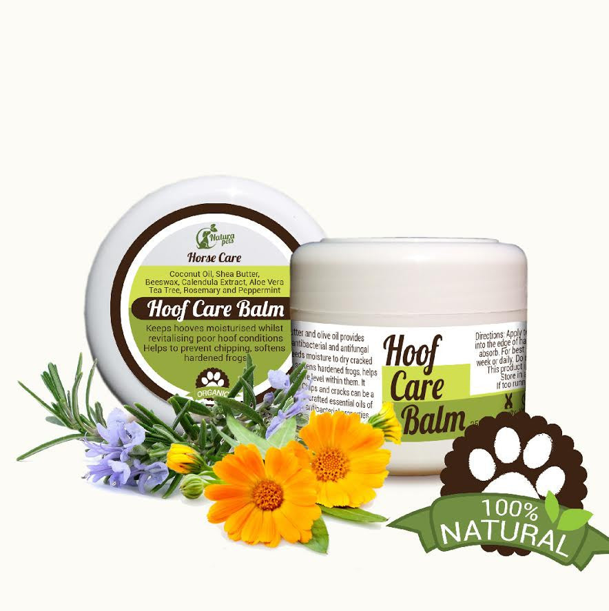 Natura Pet Natural Nourishing Hoof Balm for Horses