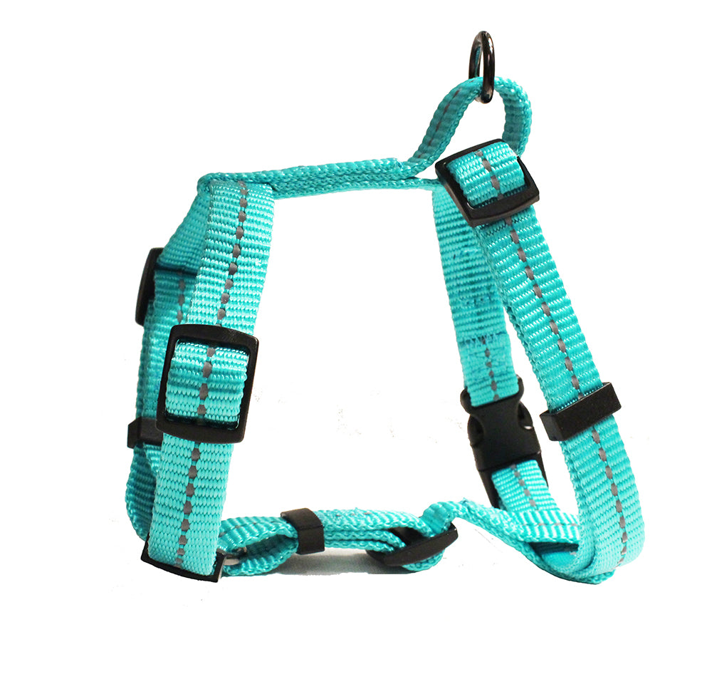 Reflective supersoft webbing dog harness South Africa