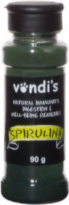 Vondi's Spirulina Sprinkles (90g) For tip top health!