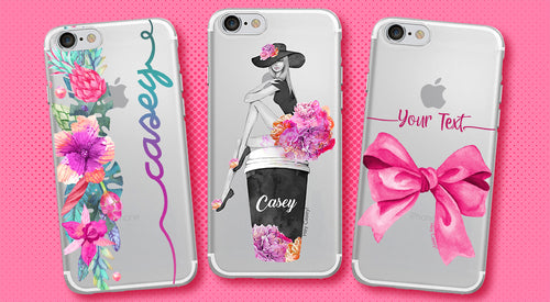 Customized and Fashionable Phone Cases