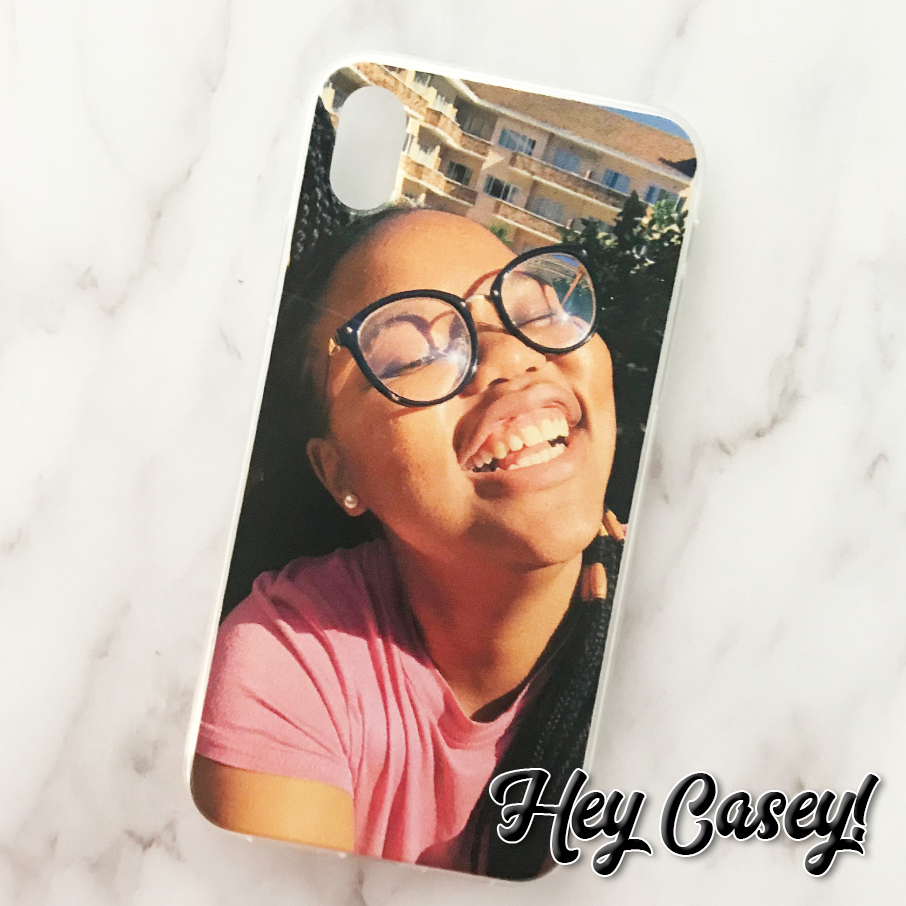 Hey Casey! Custom printed phone cases