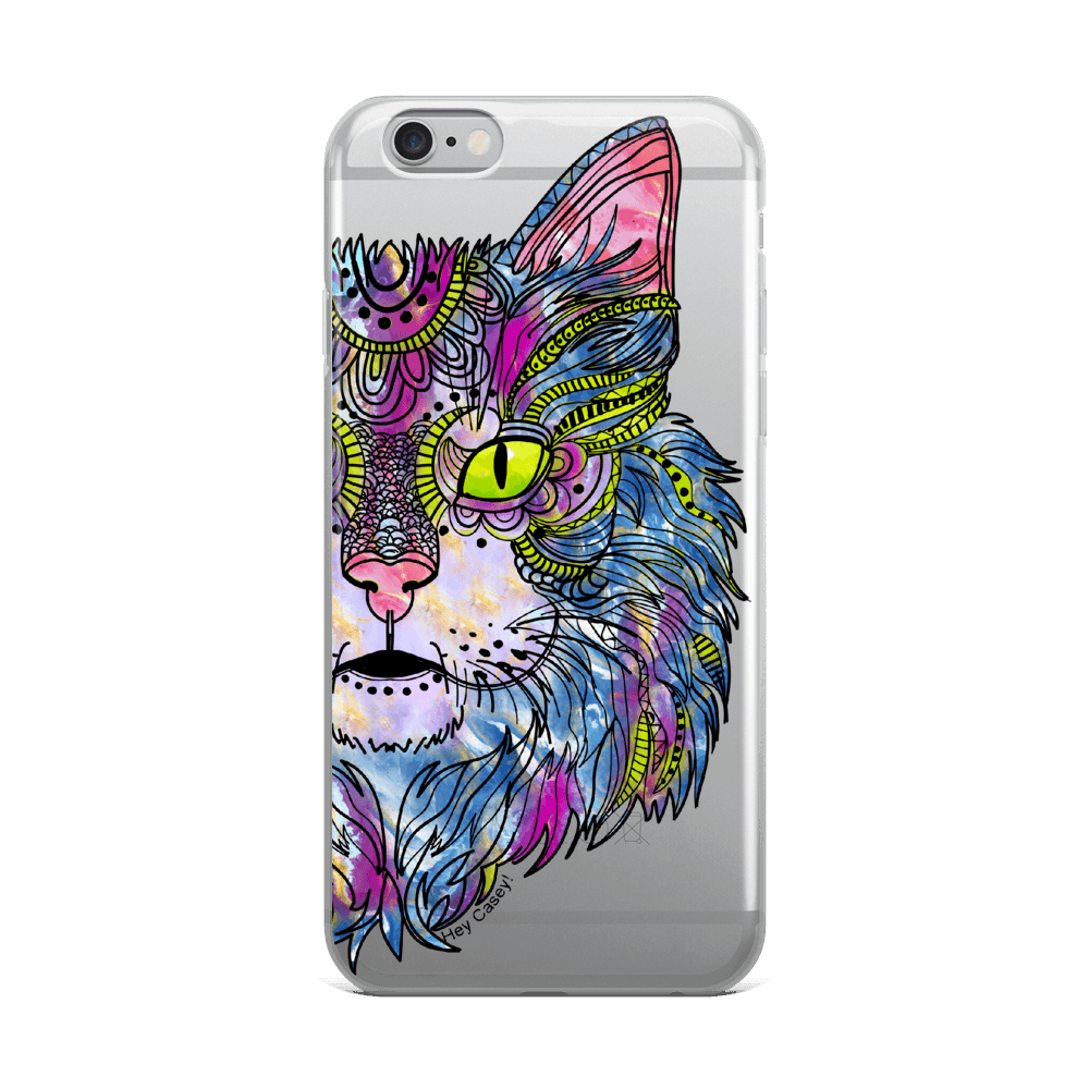 Hey Casey! Birman Phone case covers for iPhone, Samsung, Huawei