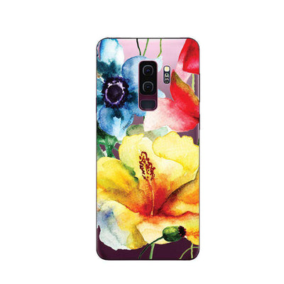 Hey Casey! Watercolor Flower Phone case covers for iPhone, Samsung, LG, Huawei