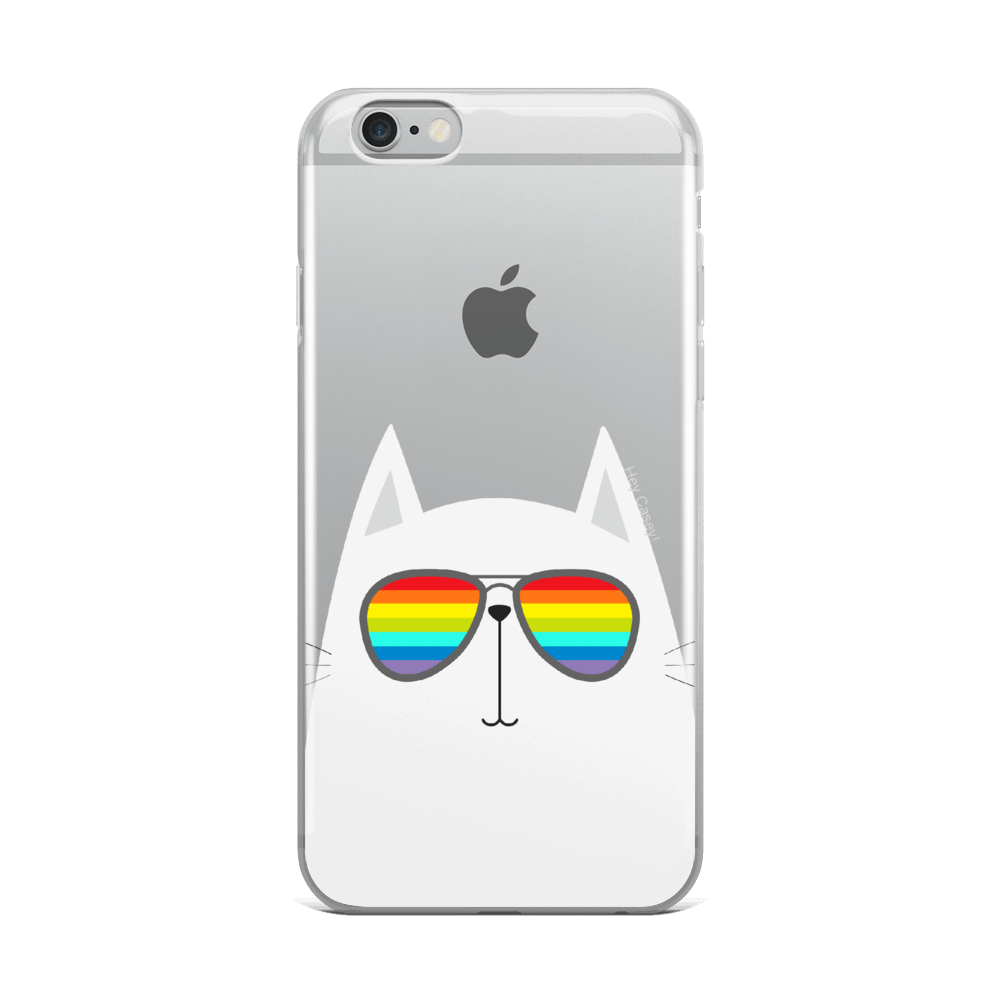 Hey Casey!Cool Cat Phone Case Covers for iPhone,Samsung,Huawei