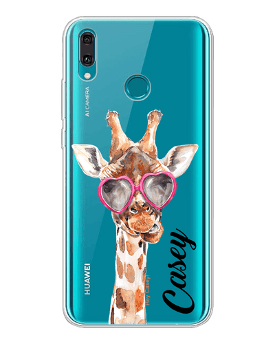 Hey Casey! Giraffe with Sunglasses Phone case covers for iPhone, Samsung, Huawei