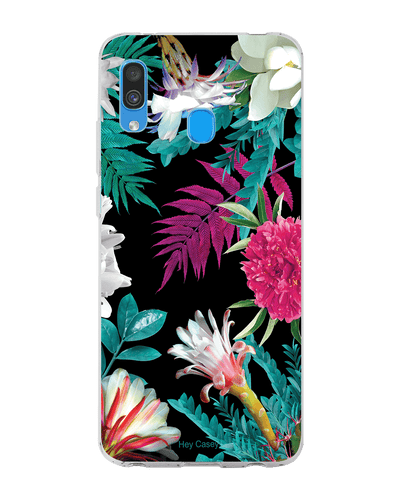 Hey Casey! Exotic Flowers with Leaves Phone case covers for iPhone, Samsung, Huawei