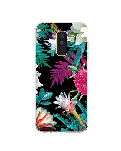 Hey Casey! Exotic Flowers with Leaves Phone case covers for iPhone, Samsung, LG, Huawei