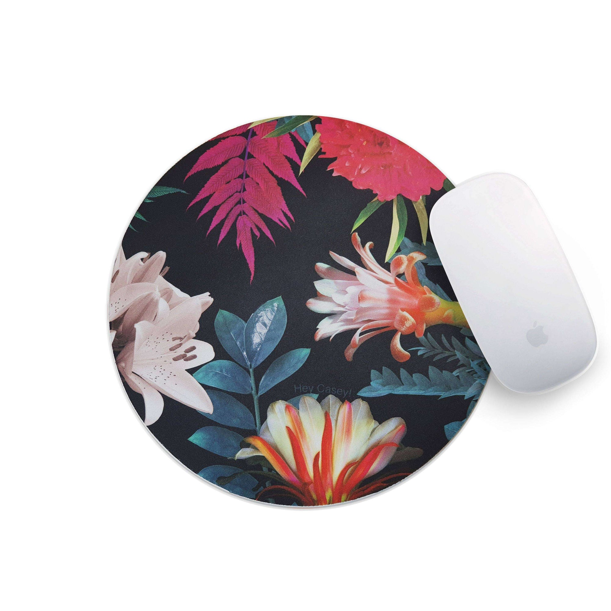 Dark Tropic Mouse Pad