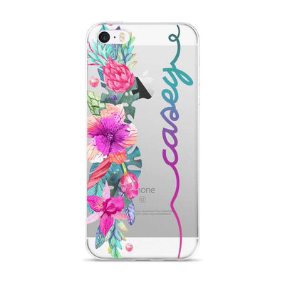 Hey Casey! Exotic Isle Phone case covers for iPhone, Samsung, LG, Huawei