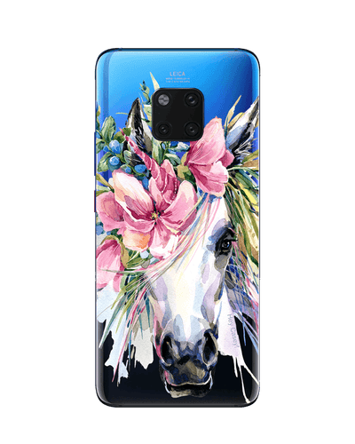 Floral Unicorn Phone Case