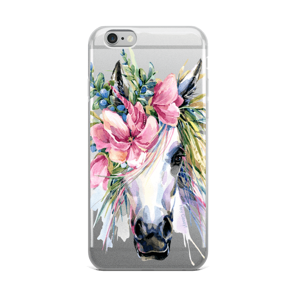 Hey Casey! Slim Fit phone case