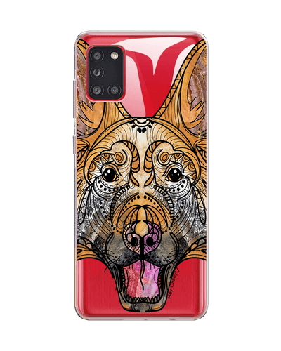 Hey Casey! German Shepard Phone case covers for iPhone, Samsung, Huawei