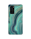 Hey Casey! Green Agate Gloss Phone case covers for iPhone, Samsung, Huawei