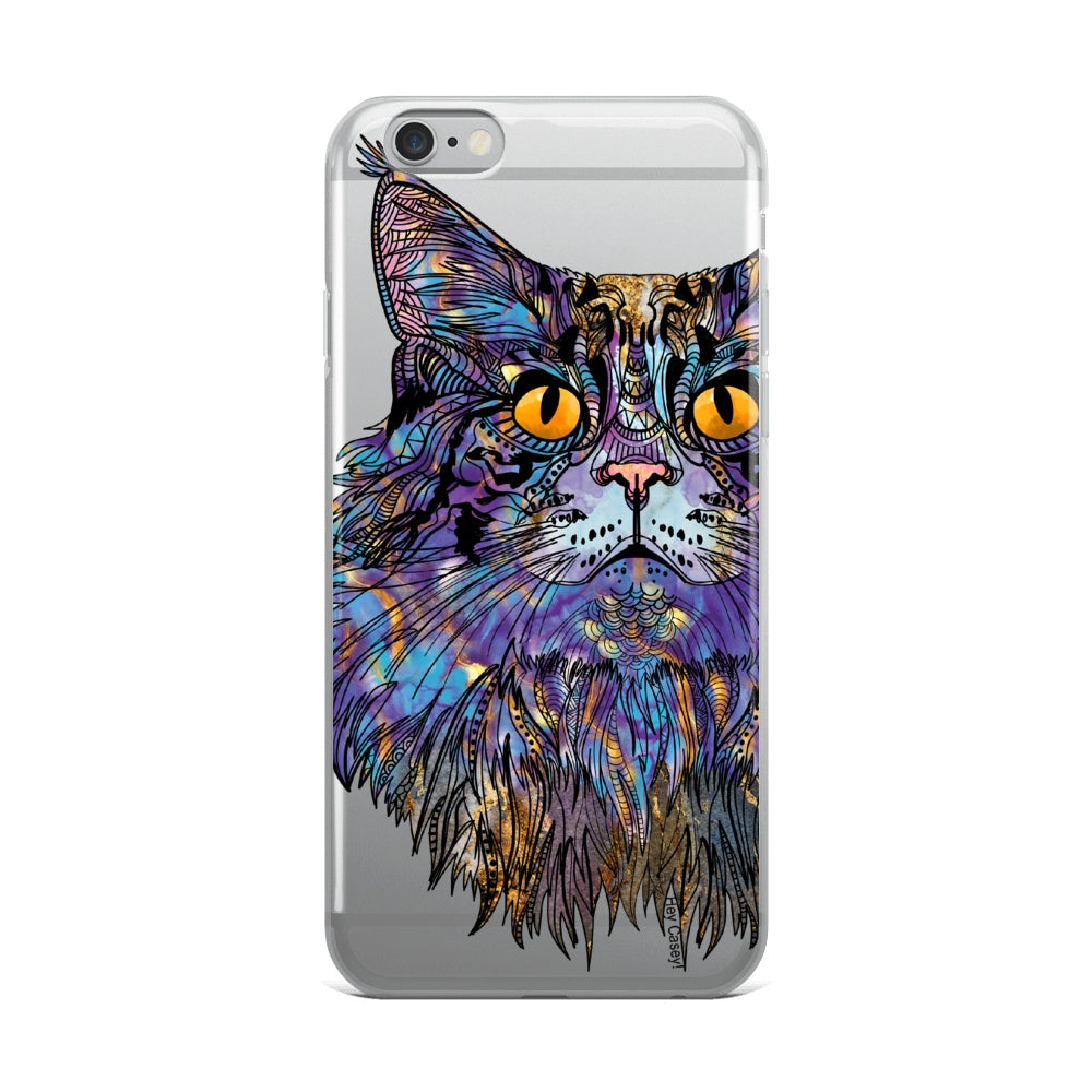 Hey Casey! Maine Coon Phone case covers for iPhone, Samsung, Huawei