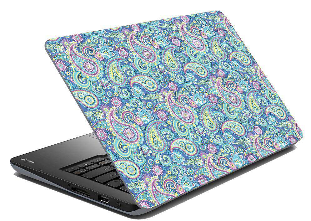 Paisley Party Laptop Skin