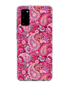 Paisley in Pink Phone Case