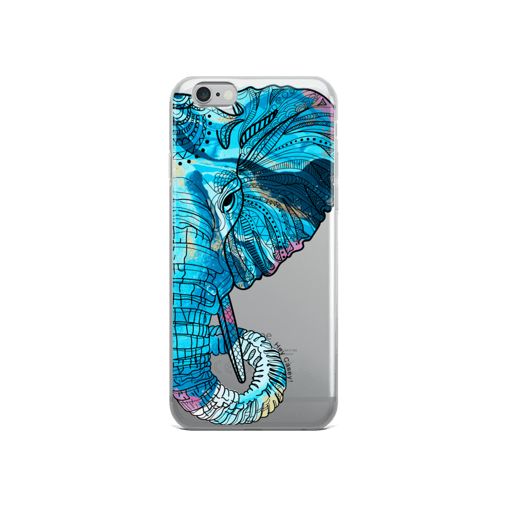 Hey Casey! Elephant Phone case covers for iPhone, Samsung, Huawei