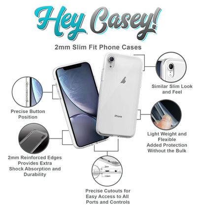 Hey Casey! Protective phone case