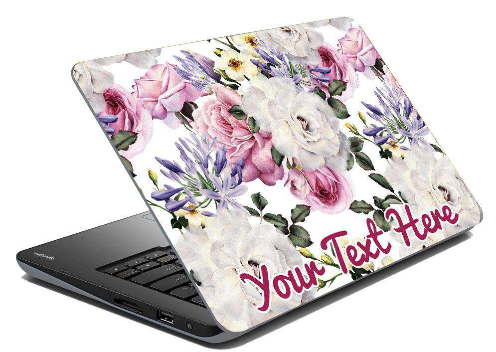 Ring-a-Rosies Laptop Skin