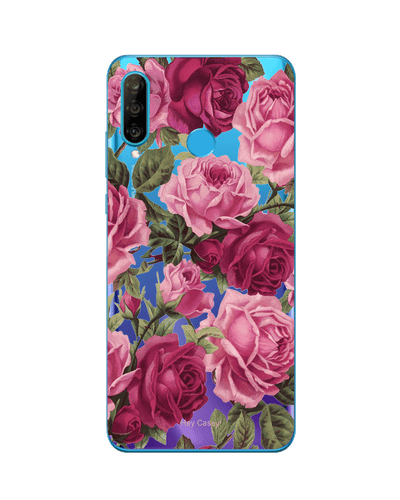Hey Casey! Assorted Pink Roses Phone case covers for iPhone, Samsung, Huawei