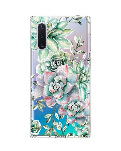 Hey Casey! Succulents Watercolour Phone case covers for iPhone, Samsung, Huawei