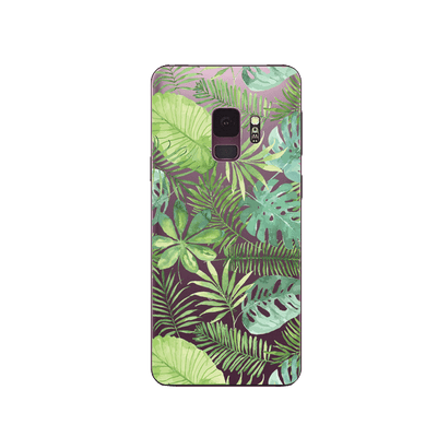Hey Casey! Tropical Leaves Phone case covers for iPhone, Samsung, Huawei