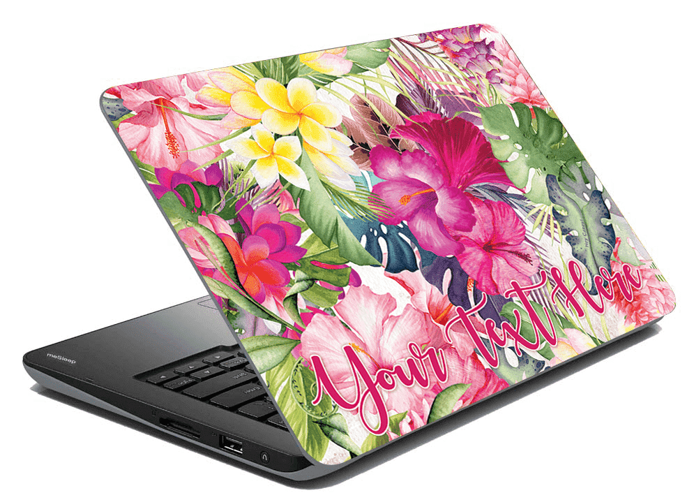 Tropical Party Laptop Skin