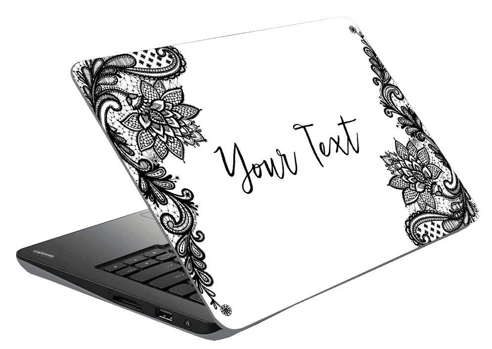 Venetian Lace Laptop Skin