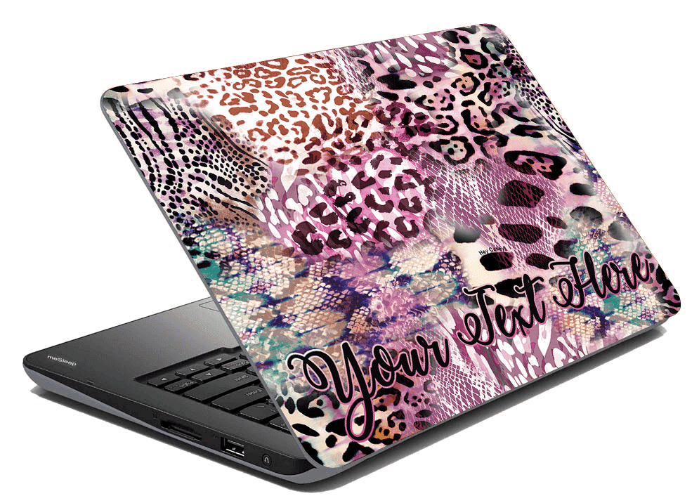 Wild Side Laptop Skin