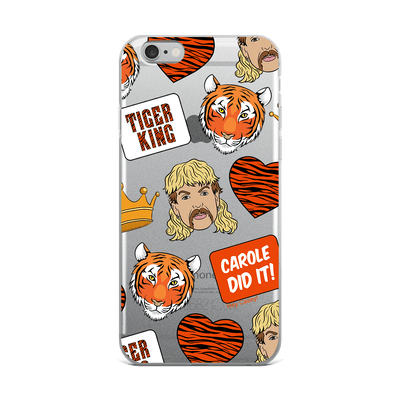 Tiger King phone case