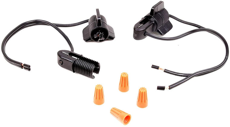 Malibu FastLock Twist Low Voltage Cable Connectors for Landscape Lighting 8101-4802-01