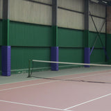 Sports Hall column padding
