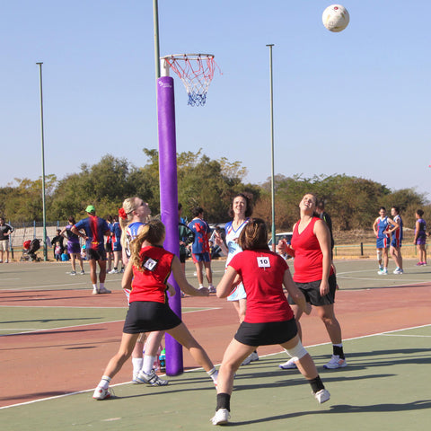 Competition Netball Post Padding