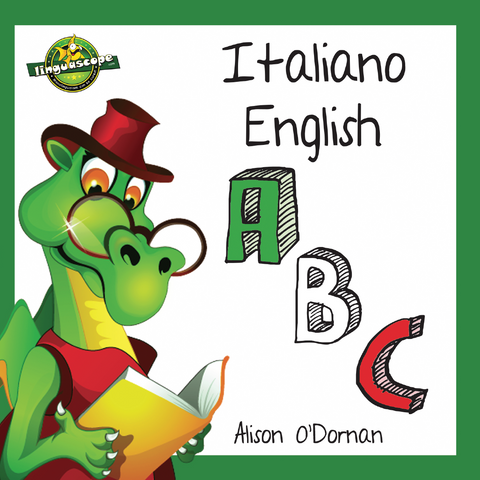 ABC Italiano/English (Downloadable eBook)