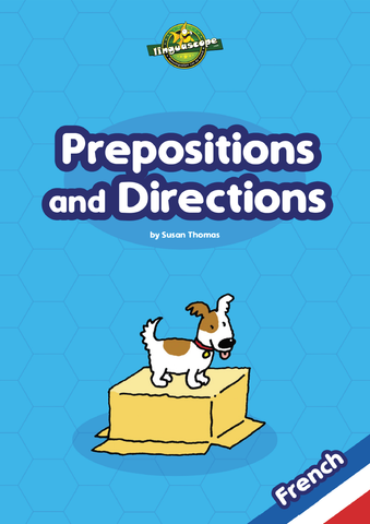 Prepositions and Directions - French (Reproducible eBook)