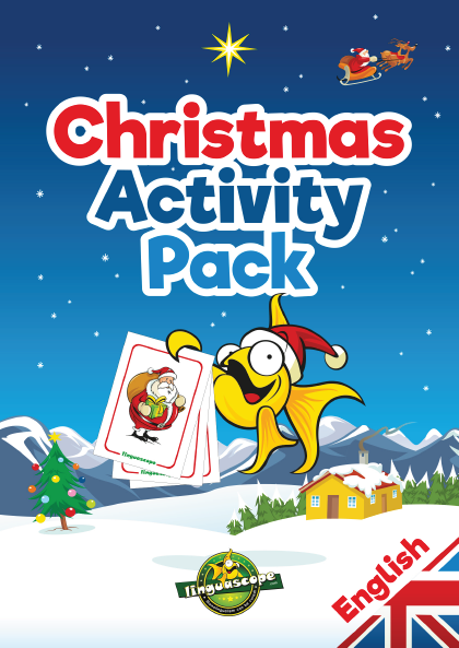 Christmas Activity Pack - English (Downloadable eBook)