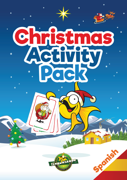 Christmas Activity Pack - Spanish (Downloadable eBook)