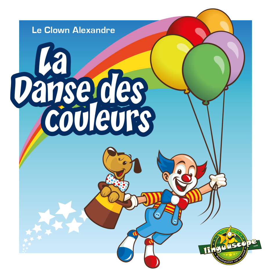 La Danse des couleurs (Downloadable songs)