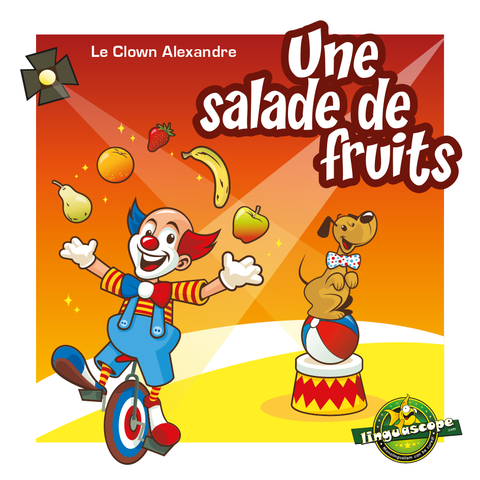 Une salade de fruits (Downloadable songs)
