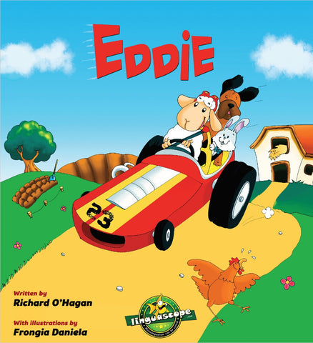 Eddie (English) (Downloadable eBook)