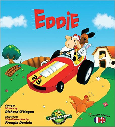 Eddie (Français/English) (Downloadable eBook)