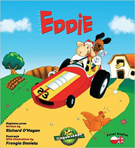 Eddie (Polski/English) (Downloadable ebook)