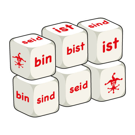 German Sein (pack of 6 dice)