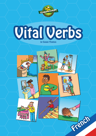 Vital Verbs - French (Reproducible eBook)