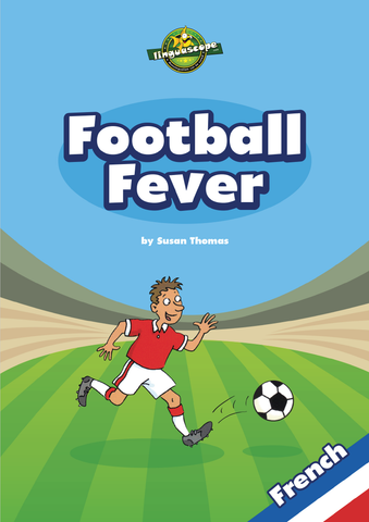 Football Fever - French (Reproducible eBook)