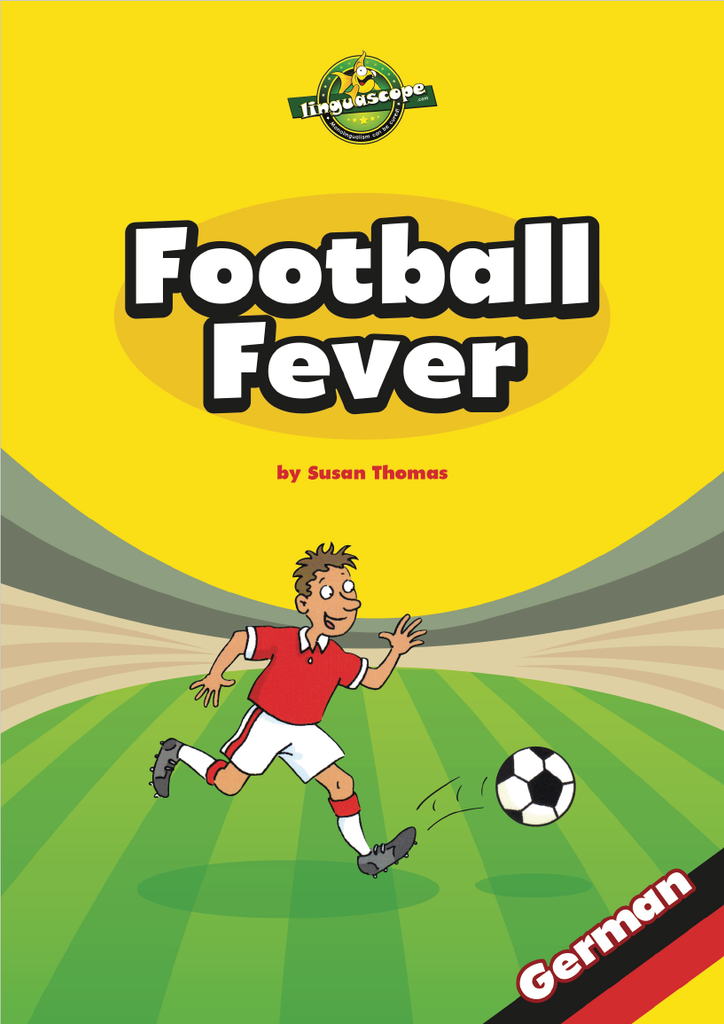 Football Fever - German (Reproducible eBook)