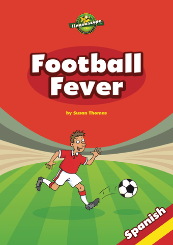Football Fever - Spanish (Reproducible eBook)