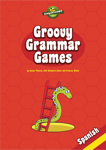 Groovy Grammar Games - Spanish (Reproducible eBook)