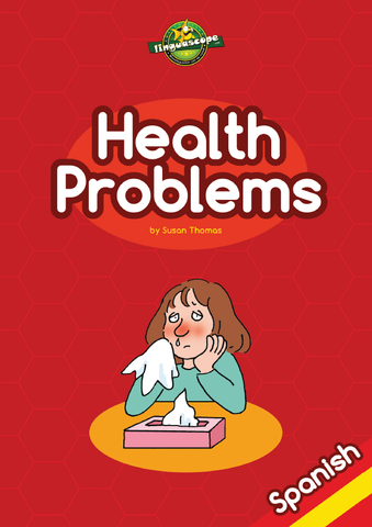 Health Problems - Spanish (Reproducible eBook)