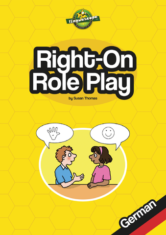 Right-on Role Play - German (Reproducible eBook)